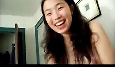 Illegal Chinese Prostitute first time on camera