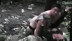 Asian old man fuck whore in wood goo.gl TzdUzu