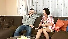 Angelina Crush fucks with a big pervert dude