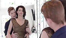 Alexandras big tits amateur couple homemade snapchat Step Mommy Cheats