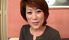 Best Japanese whore Maki Hatsukawa in Crazy JAV uncensored Big Tits porn video