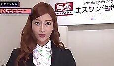 fine amateur Japanese school girl best in the office