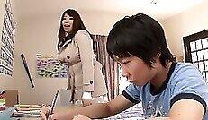 Amazing Japanese model Tsubasa Ninaka in Hottest JAV uncensored MILF clip