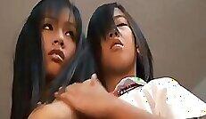Annenee Thai gangbang needs rubber