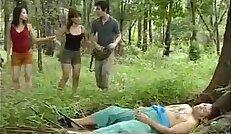 Thai outdoor sex