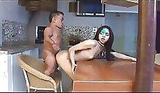 big ass latina anal herself