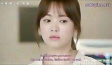 Crazy sexstruck korean teens romps