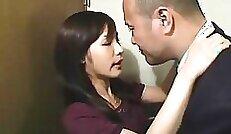 Anal loving lovers kissing in playdough